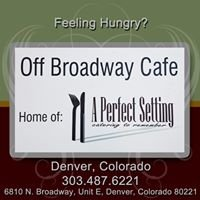 Off Broadway Cafe