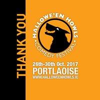 The Hallowe'en Howls Comedy Festival