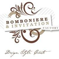 Bomboniere & Invitation Factory Pty Ltd