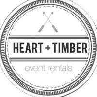 Heart + Timber