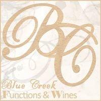 Blue Creek Weddings and Functions