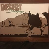 Desert Showpigs