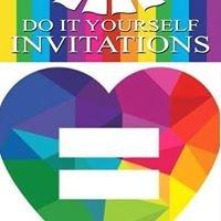 Do It Yourself Invitations