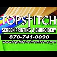 Topstitch Screen Printing and Embroidery