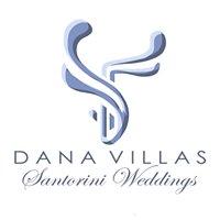 Dana Villas Wedding Venue - Santorini