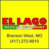 El Lago Mexican Restaurant - Branson West MO