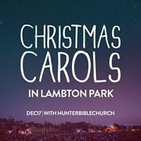 Christmas Carols in Lambton Park