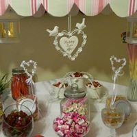 Sweetheart Candy Cart