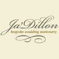 Ja' Dillon Bespoke Wedding Stationery