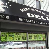Mike & Maria's Deli