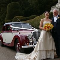 RMF Riley Wedding Car: Leeds/West Yorkshire
