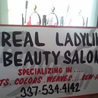 Real Ladylike Salon