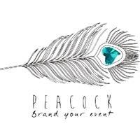 פיקוק - מיתוג אירועים Peacock