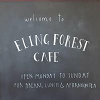 Eling Forest Winery Cafe