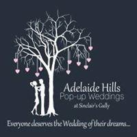 Adelaide Hills Pop Up Weddings