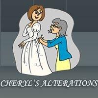 Cheryl's Alterations