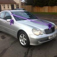 RCS wedding car hire Yorkshire, Derbyshire