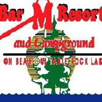 Bar M Resort and Campground on Table Rock Lake