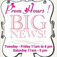 Treasures From The Hollow   Prom, Pageant & Boutique Clothing