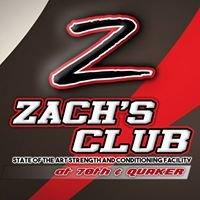 Zach's Club - Lubbock
