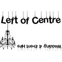 Left of Centre Wedding & Event Hire