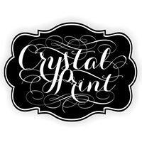 Crystal Print - Wedding Invitations and Stationery