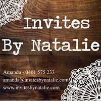 Invites by Natalie