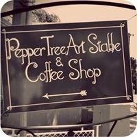 Pepper Tree Art Stable & Coffee Shop