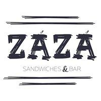 Zázá - Sandwiches & Bar