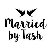 Marriage Celebrant Married by Tash