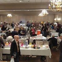 Cardboard Promotions Sports Card & Autograph Show, Holiday Inn, Mansfield