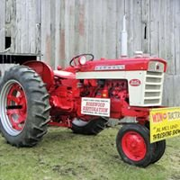 "The ""Club"" Supported Almelund Threshing Company Page"