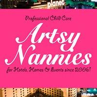 Artsy Nannies - Las Vegas Hotel Nannies & Drop-In Child Care