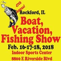 Rockford Boat, Vacation & Fishing Show