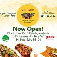 Village Ethiopian & Asian Restaurant