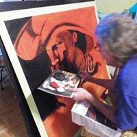 Funky As A Monkey Art Studio