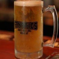 Fanatics Sports Bar and Grill