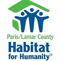 Paris/Lamar County Habitat for Humanity