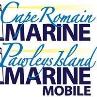 Cape Romain Marine and Pawleys Island Marine