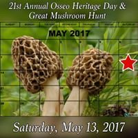 Osseo Heritage Day & Great Mushroom Hunt