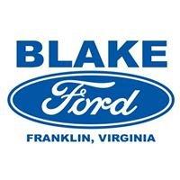 Blake Ford