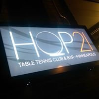 Hop21 Table Tennis Club & Bar