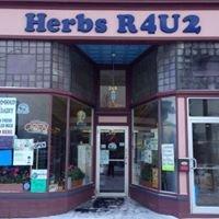 Herbs R4U2
