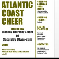 Atlantic Coast Cheer