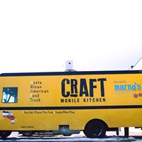 Craft Mobile Kitchen