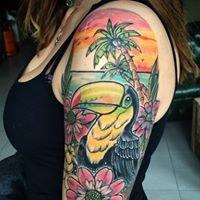 Candela Pajaro Tattoo