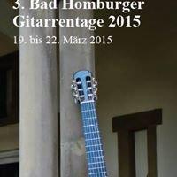 Bad Homburger Gitarrentage