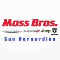 Moss Bros. Chrysler Jeep Dodge Ram San Bernardino