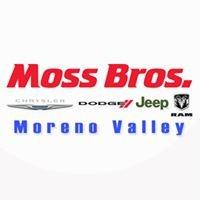 Moss Bros. Chrysler Jeep Dodge Ram Moreno Valley