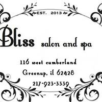 Bliss salon and spa